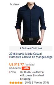 En Colombia Para Camisas Hombre Comprar Aliexpress AT1vwtBqn