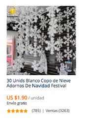 Especial Navidad 2018 en AliExpress desde Colombia 3