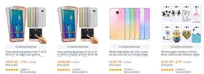 comprar-forro-para-celular-samsung-en-china-desde-chile