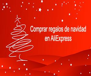Comprar regalos de navidad en AliExpress desde Colombia