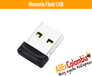 Comprar memoria Flash USB en AliExpress