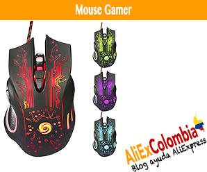 Comprar mouse gamer en AliExpress