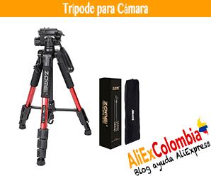 Comprar trípode para cámara en AliExpress