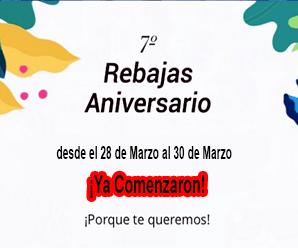 ¡Celebra el 7º Aniversario de AliExpress con miles de ofertas!
