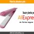 Comprar plancha alisador para el cabello en AliExpress