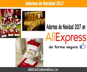 Compra todo en adornos de Navidad en AliExpress desde Colombia