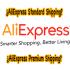 ¿Cual es la diferencia entre AliExpress Standard Shipping y Premium Shipping?