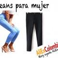 Comprar Jeans para Mujer en AliExpress +10
