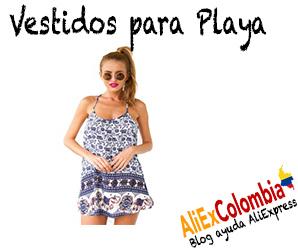 Comprar vestidos para playa en AliExpress