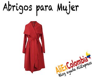Comprar abrigos para mujer en AliExpress