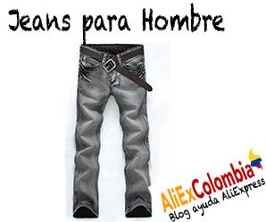 Comprar jeans para hombre en AliExpress