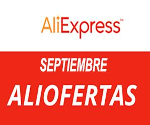 Septiembre, mes de ofertas para Colombia en AliExpress