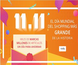 AliExpress oficialmente lanza campaña para el 11.11 2016