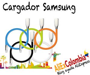 Comprar cargador para celular Samsung en AliExpress