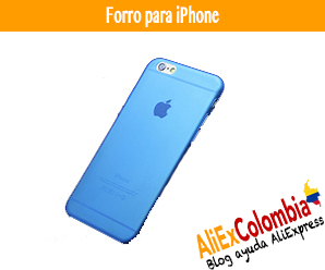 Comprar forro para iPhone en AliExpress