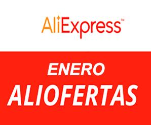 AliOfertas: Ofertas diarias para el mes de Enero en AliExpress