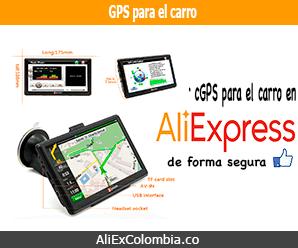 Comprar GPS para el carro en AliExpress
