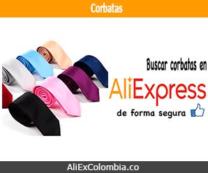 Comprar corbatas en AliExpress