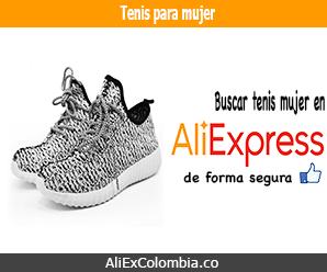 Comprar tenis para mujer en AliExpress
