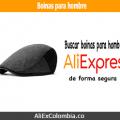 Comprar boinas para hombre en AliExpress