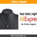Comprar collares y colgantes en AliExpress