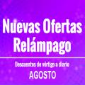 Agosto mes de ofertas relámpago en AliExpress Colombia