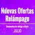 Conoce las ofertas relámpago del mes de Julio en AliExpress