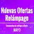 Mayo de ofertas relámpago en AliExpress