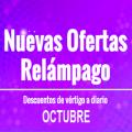 Octubre mes de ofertas en AliExpress para Colombia