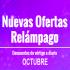 Comienzan las ofertas relámpago de Octubre en AliExpress