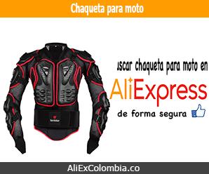 Comprar chaqueta de protección para moto en AliExpress