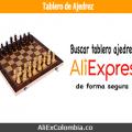 Comprar tablero de ajedrez en AliExpress