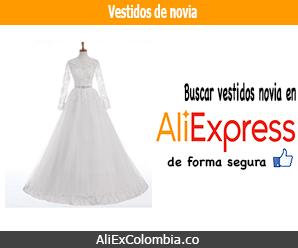 Comprar vestido de novia en AliExpress