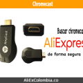 Comprar Chromecast en AliExpress