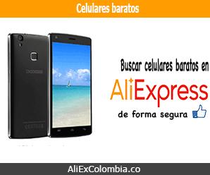 Comprar celulares baratos en AliExpress desde Colombia