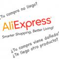 ¿Tienes problema con tu compra de AliExpress?