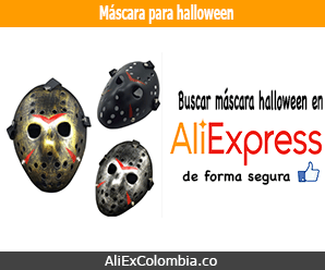Comprar máscara para halloween en AliExpress