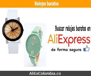 Guía cómo buscar y comprar relojes baratos en AliExpress