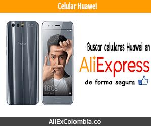 Comprar celular Huawei en AliExpress desde Colombia