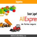 Comprar juguetes en AliExpress desde Colombia