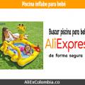 Comprar piscina inflable para bebe en AliExpress