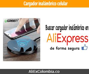 Comprar cargador inalámbrico para celular en AliExpress