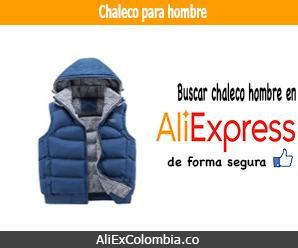 Comprar chaleco para hombre en AliExpress