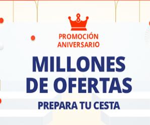 ¡Celebra el 8º Aniversario de AliExpress con precios increíbles!
