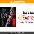 Comprar luz lámpara para bicicleta en AliExpress