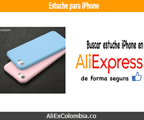 Comprar estuche para iPhone en AliExpress