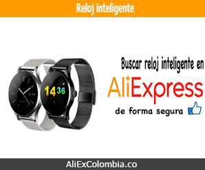 Comprar reloj inteligente smartwatch en AliExpress