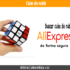 Comprar cubo de rubik en AliExpress