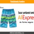 Comprar pantaloneta para hombre en AliExpress