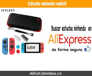 Comprar estuche para nintendo switch en AliExpress